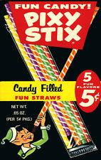 Pixy Stix History