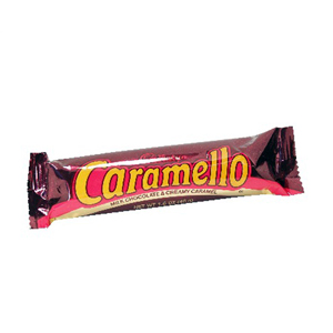 Who doesn't love the taste of a creamy Cadbury Caramello Bar?