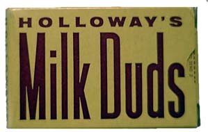 Mild Duds - An American Candy Icon