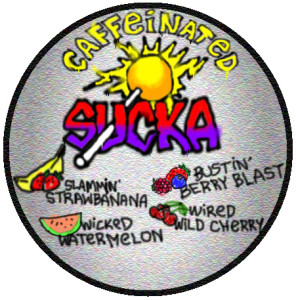 If you are looking for a boost, why not try a new treat called McJak Caffeinated Suckas!