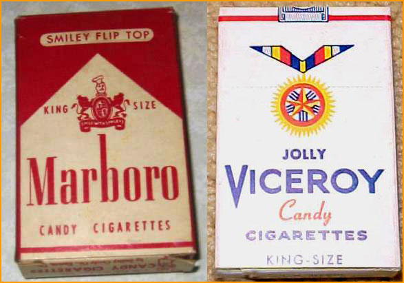 Original Old Candy Cigarettes