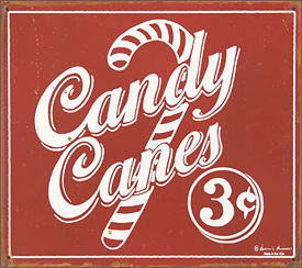 Do you remember when Candy Canes were 3 cents?