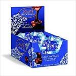 dark chocolate lindor truffles