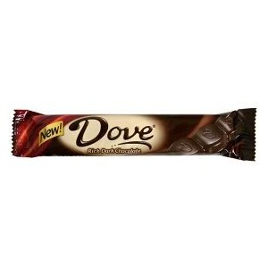 Take A Moment to Enjoy Dove Silky Smooth Dark Chocolate