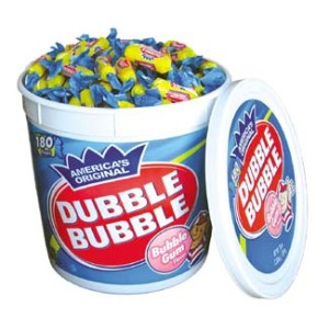 Dubble Bubble Gum was invented in 1928