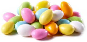 Jordan Almonds are a wedding staple and have a truly unique place in candy history