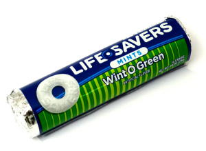 Life Savers Wint-0-Green