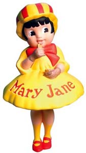 Meet Mary Jane who was named after the owners favorite aunt!