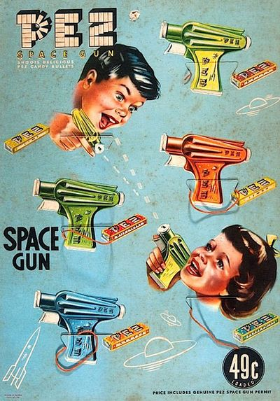 pez-space-gun-dispensers