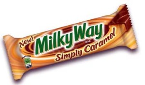 Milky Way Simply Caramel Candy Bar offers a truly Caramel experience