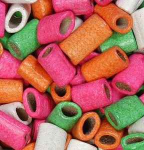 Licorice Snaps, manufactured by American Licorice, are a beloved candy!