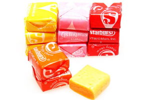 Starburst Fruit Chews
