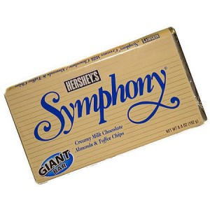 Hershey's provides many options to create a true chocolate symphony
