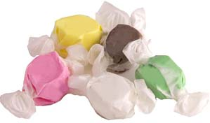 Salt Water Taffy is a summer favorite!