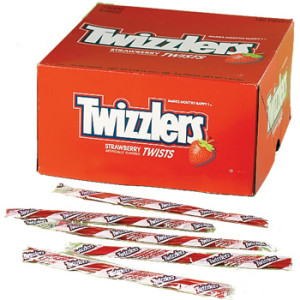 Perfect for pocket, purse or gift, Individually Wrapped Twizzlers fit the bill