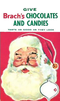 Brach&rsquo;s Christmas Candy Advertisement
