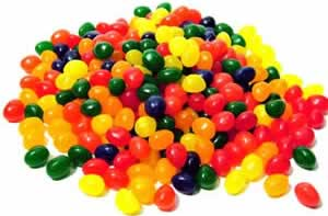 Easter and year round, jelly beans are a classic American candy
