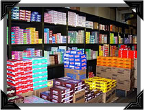 Our candy warehouse features all of your favorite childhood candies including Almond Joy, M&M's, Mounds, Snickers and more…