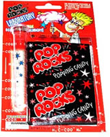 Pop Rocks Laboratory