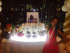 candy buffets are the life of the party!