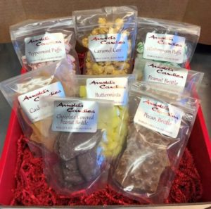 arnold's candies gift box