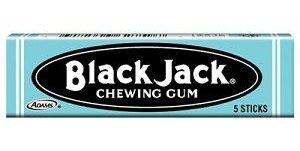black jack gum