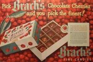 History of Cherry Cordials | Chocolate Covered Cherries