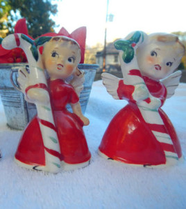 candy cane figurines