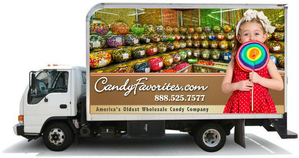 Candy Shipping Information