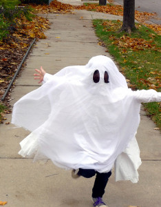 halloween ghost costume