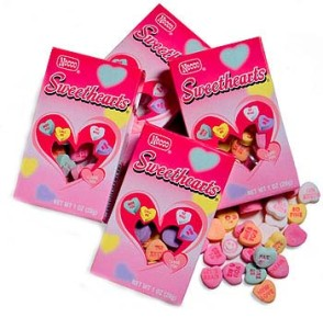 Whether you prefer Brachs or Necco, one thing that everyone can agree upon is that Valentine's day wouldn't be the same without Conversation Hearts