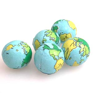 Chocolate Earth Balls