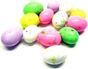 It would be hard to imagine Easter or an Easter Basket without Brach's Fiesta Malt Eggs