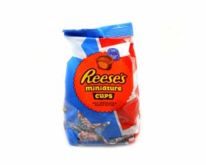 patriotic reese's peanut butter cups