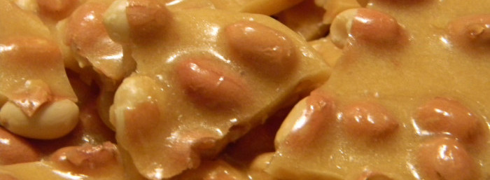 Invention of Peanut Brittle