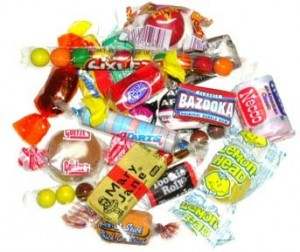 Top 10 Halloween Candies 2011 - Retro & Novelty Halloween Candy