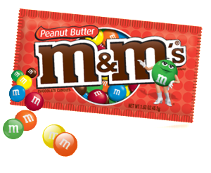 Peanut Butter M M S Melt More Magically Than Most M M S