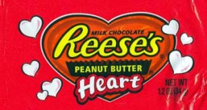 Reese's Peanut Butter Hearts are a perfect gift for a love one and the combination of Milk Choclate and Peanut Butter really can't be beat!