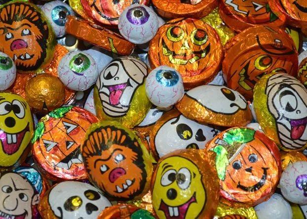 Halloween Bulk Candy