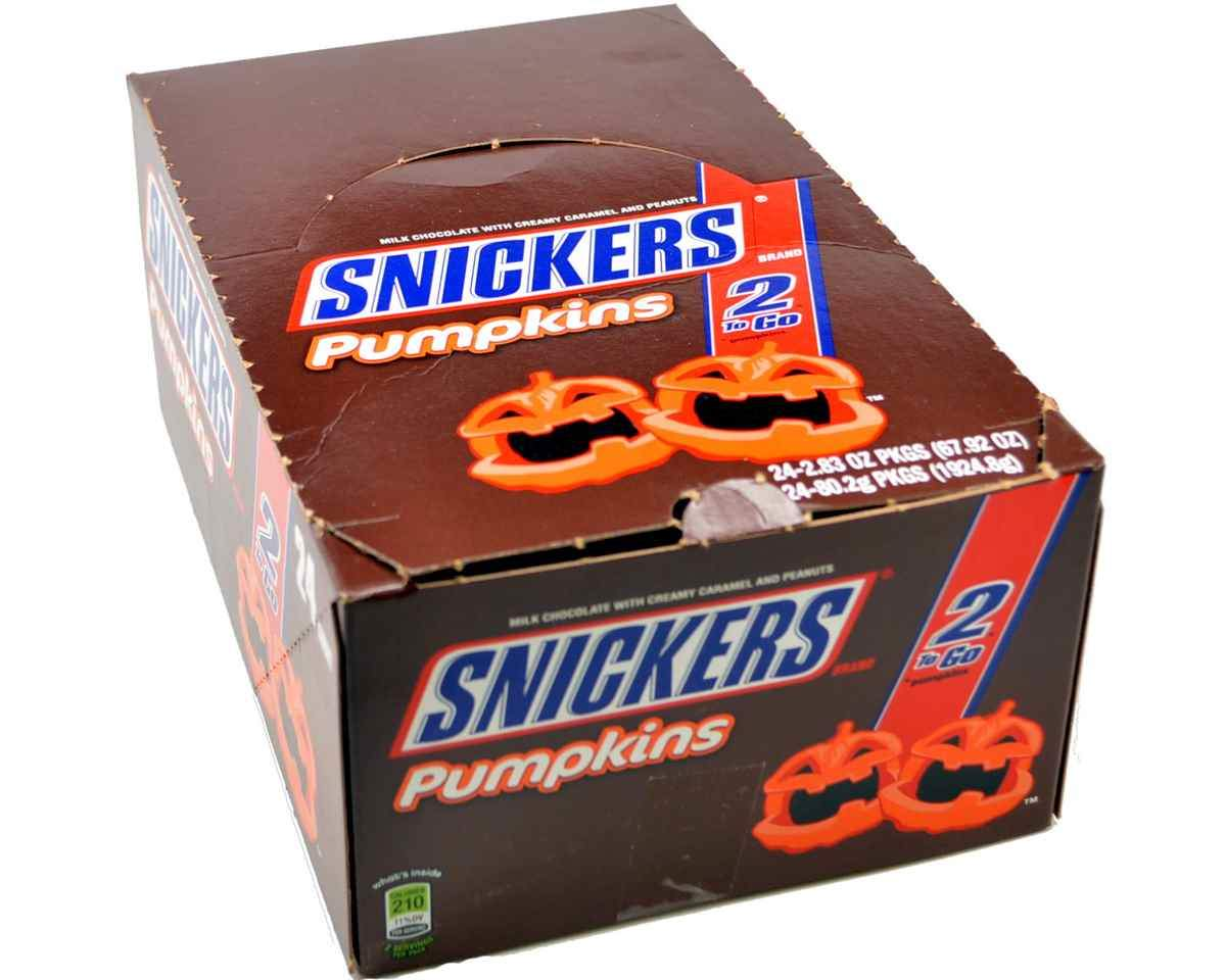 Halloween Candy Selection