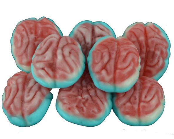 Halloween Gummi Candy