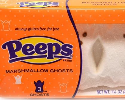 Halloween Marshmallow Peeps
