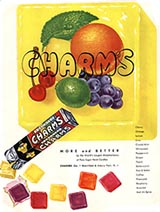 Charms Squares