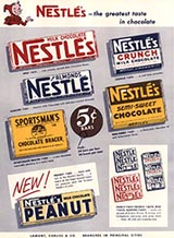 Nestles Chocolate