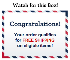 free candy shipping