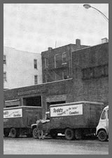 McKeesport Candy Co.'s Trucks