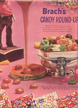 Brach's Candy Advertisement Circa 1964