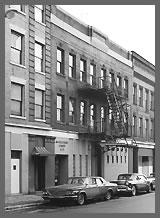 Our candy warehouse circa 1950.